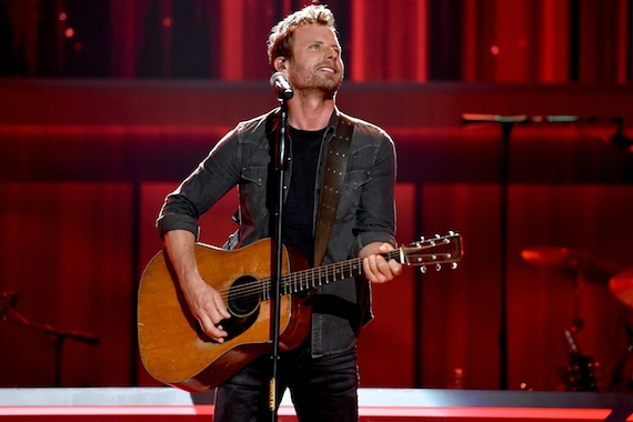 Dierks Bentley. Photo by John Shearer/Getty Images for ACM
