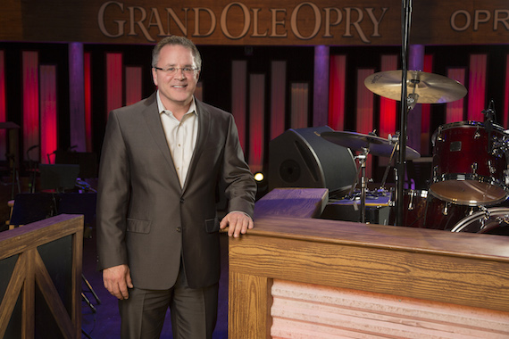 Pete Fisher, VP/GM, Grand Ole Opry. Photo: Chris Hollo