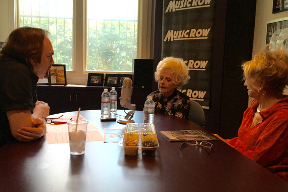 Brenda Lee and Jeannie Seely get candid with MusicRow's Sherod Robertson.