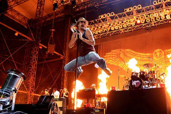 Kid Rock. Photo: Adam Grim