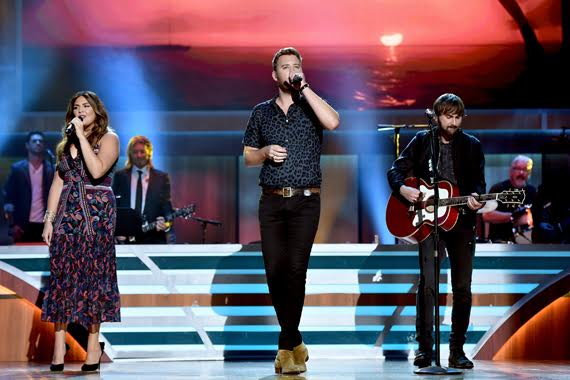 Lady Antebellum. Photo: John Shearer/Getty Images for ACM