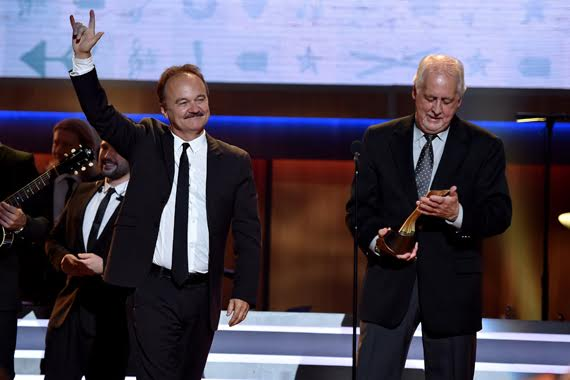 Jimmy Fortune and Don Reid of The Statler Brothers. Photo: Jhn Shearer/Getty Images for ACM