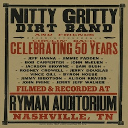 Nitty Gritty Dirt Band album cover