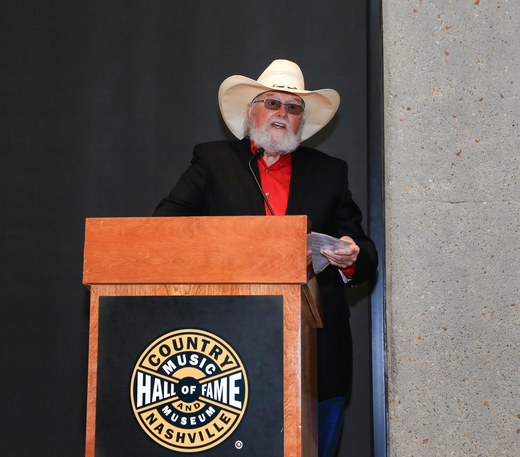 Charlie Daniels Photo by Anna Webber/Getty Images for Country Music Hall of Fame & Museum