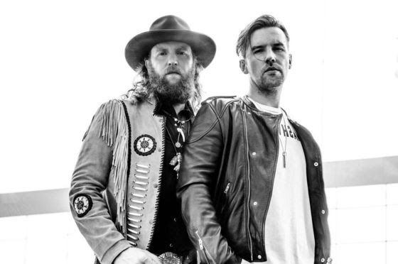 Brothers Osborne. Photo: Jim Wright