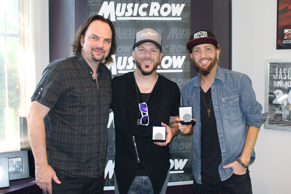 MusicRow owner/publisher with LOCASH.