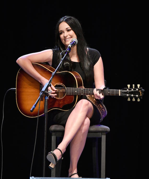 Kacey Musgraves performs during All for the Hall Los Angeles. Photo by Mike Windle, Getty Images for the Country Music Hall of Fame and Museum