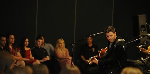 The Recording Academy® Nashville Chapter Art Of The Craft with Nick Jonas. Courtesy of The Recording Academy®/photo by Frederick Breedon/WireImage.com ©2016