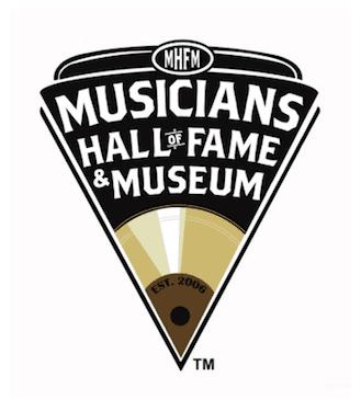 Musicians Hall of Fame logo