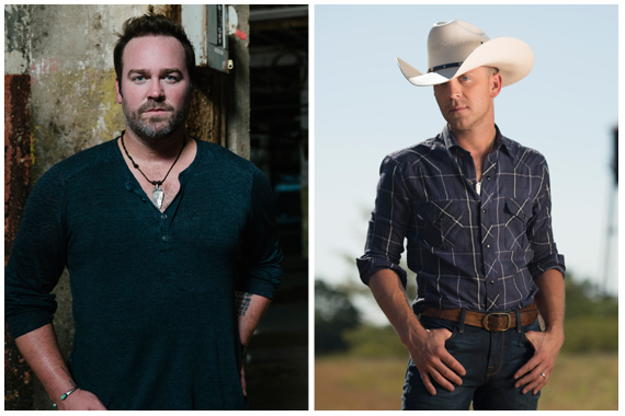 Lee Brice And Justin Moore American Made Tour January