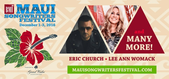 Maui Songwriters Festival