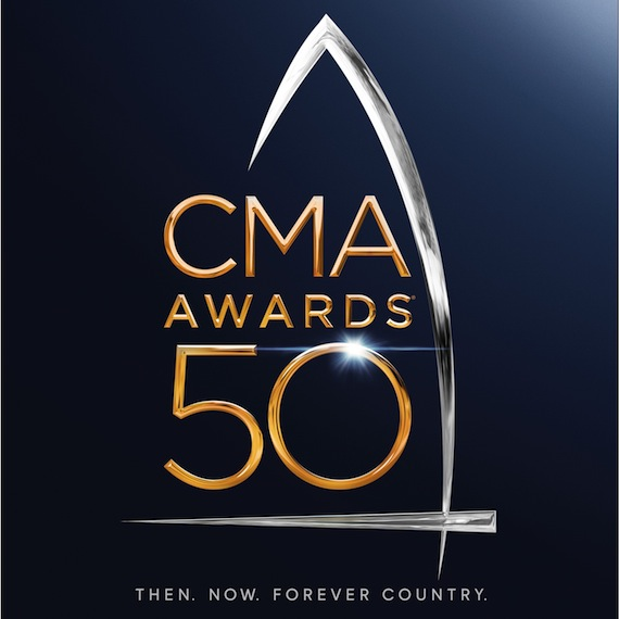 50th Awards logo