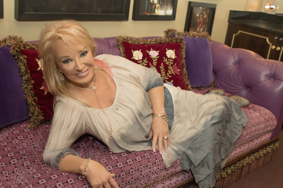 Tanya Tucker. Photo: Jeremy Westby