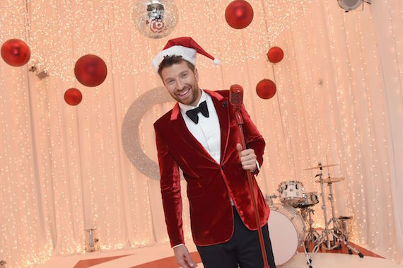 Brett Eldredge. Photo: courtesy Target