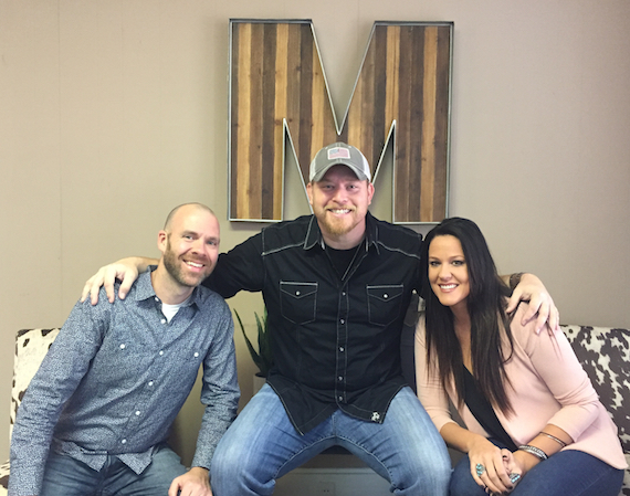 Lance Carpenter Signs With Mandolin Entertainment Musicrow