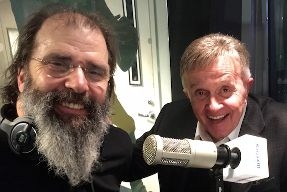 Steve Earle and Bill Anderson