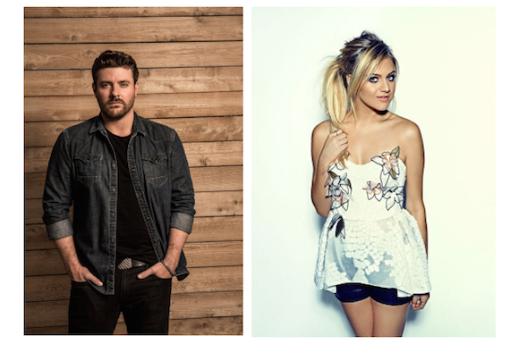 Chris Young, Kelsea Ballerini