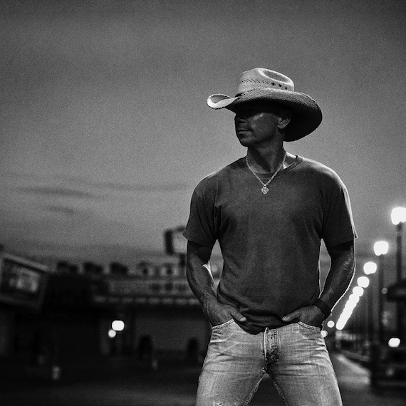 2016 CMA Pinnacle Award winner Kenny Chesney and CMA are matching funds to donate $500,000 ($250,000 each) to aid families impacted by recent wildfires in Gatlinburg, Tenn. Photo: Courtesy Blue Chair Bay/Columbia Nashville