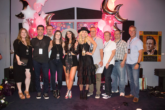 The Sisterhood Signs With Sony Music Nashville :