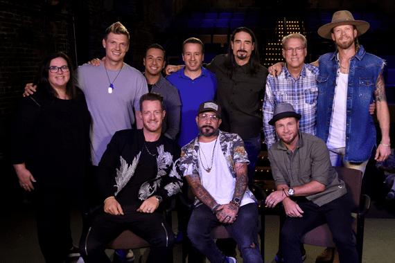 Industry Pics Florida Georgia Line Backstreet Boys Jerrod Niemann