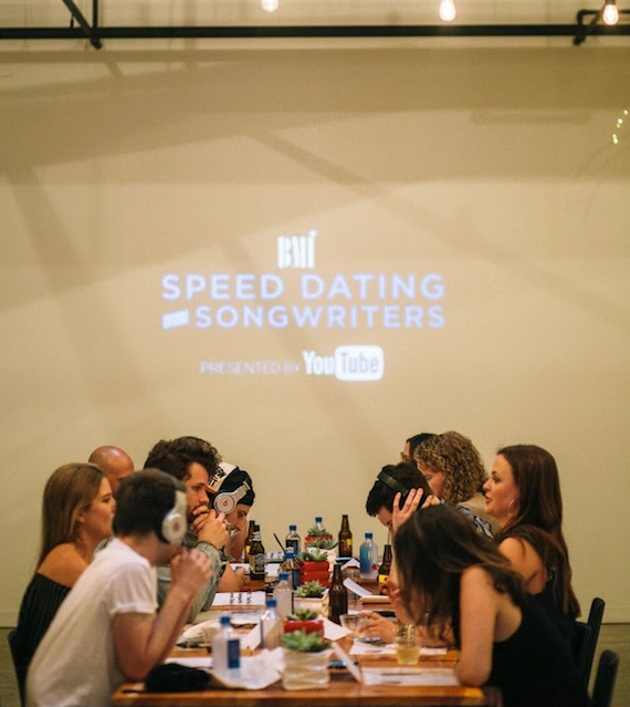 Neue Yuork-Speed-Dating-Events