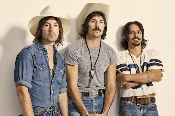Midland Goes 'On The Record' In New Mini-Documentary