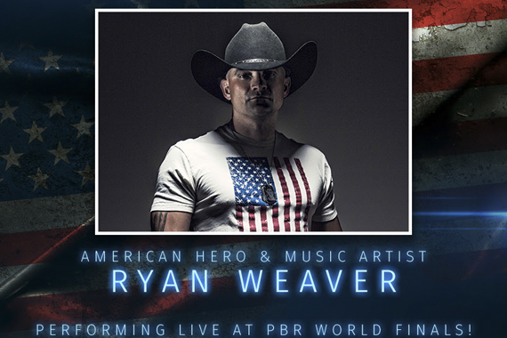 Pro Bull Riders Association Forms Music Label, Signs Army Vet Ryan