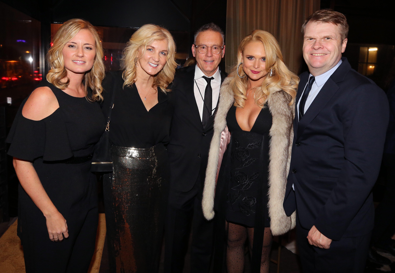 Sony Music Nashville Artists Shine on 51st CMA Awards :