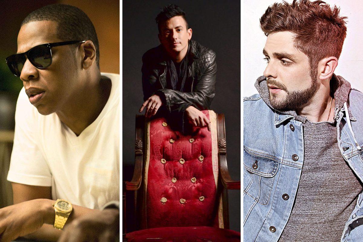 Jay-Z, Thomas Rhett, Jesse Frasure: A Conversation on the Power of Music