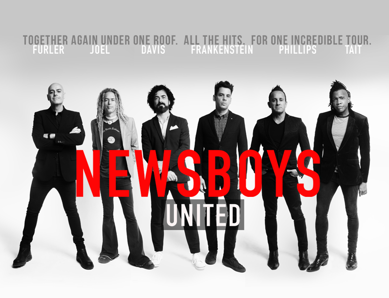 Newsboys Touring Schedule