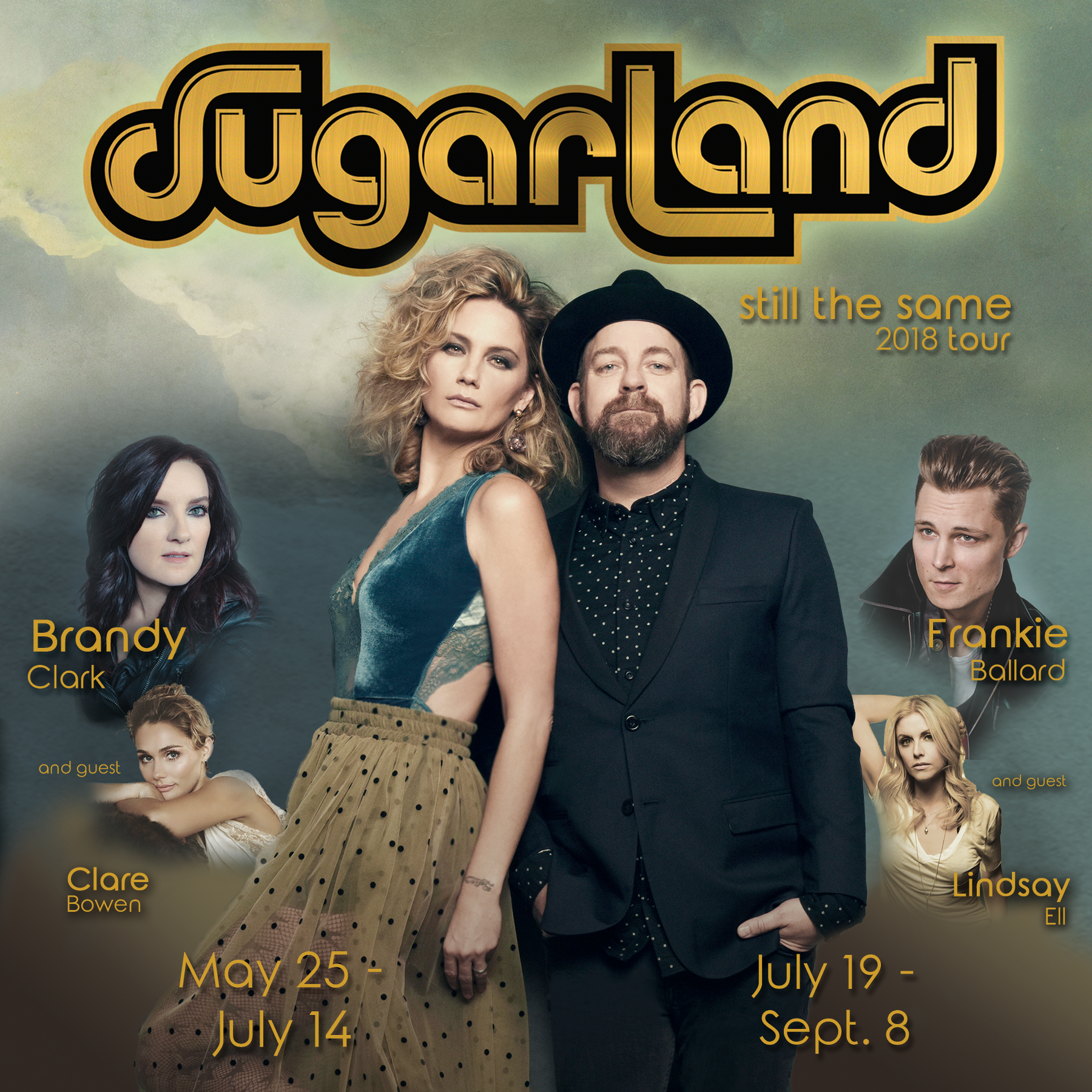 Sugarland Announces Still The Same Tour Musicrow Nashvilles