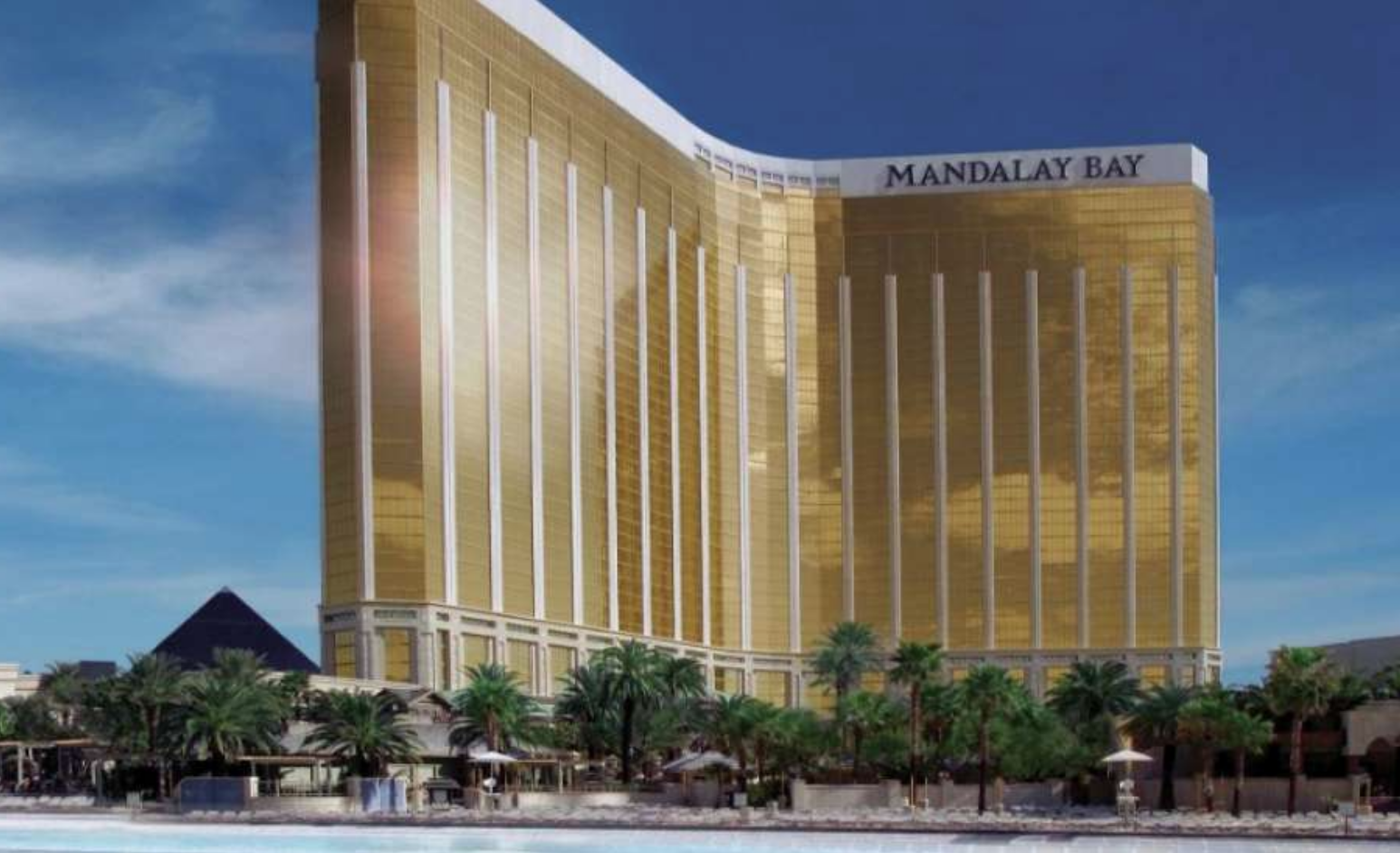 MGM sues Las Vegas mass shooting victims, argues it isn't liable