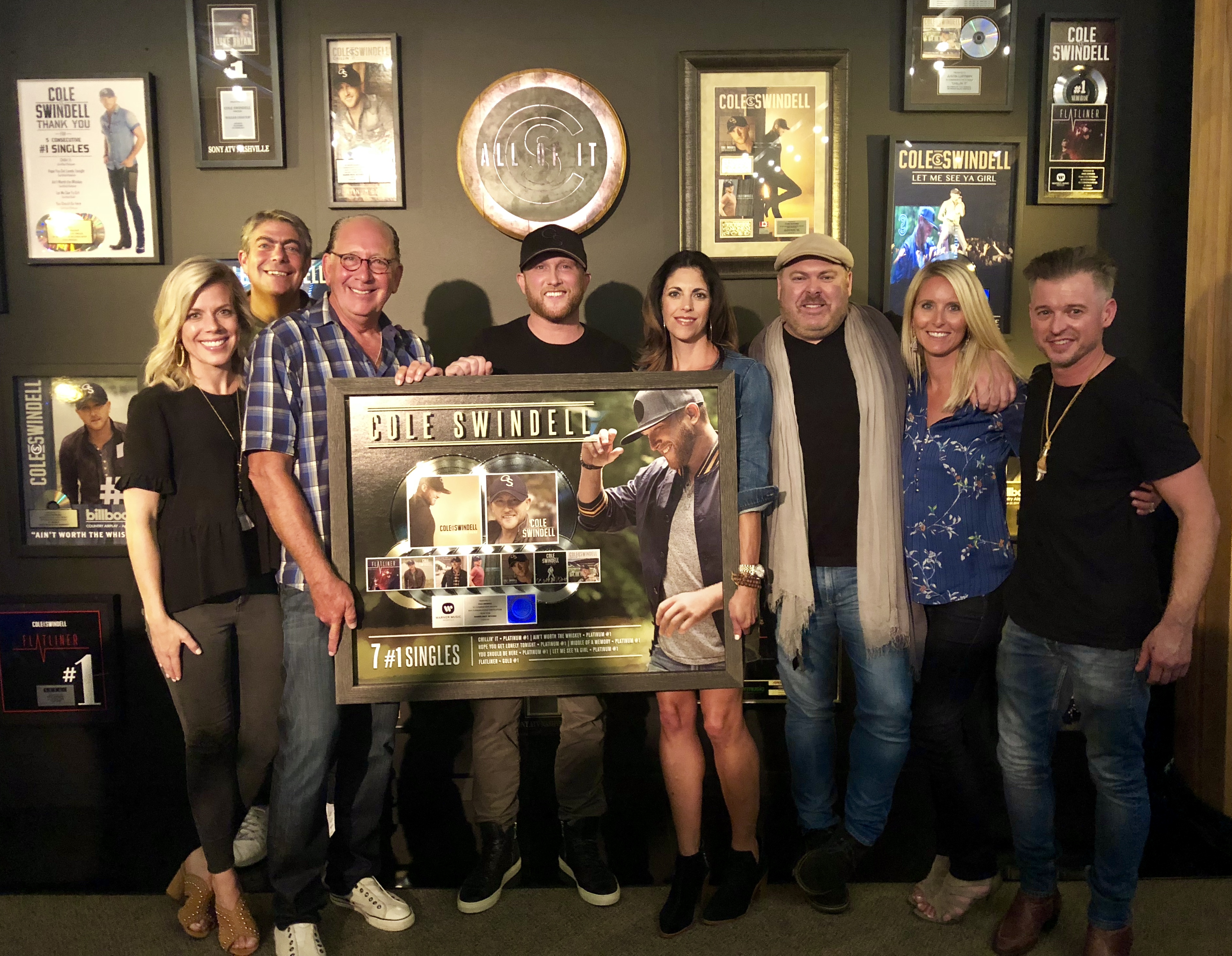Cole Swindell Aims To Keep The Hits Coming On Third Album