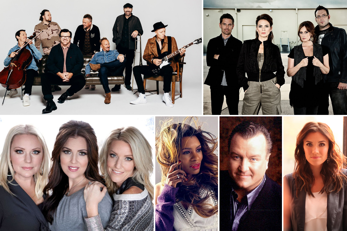 2581b92860096 The Greatest Hits Live Tour is bringing together some of Christian music s  biggest icons for a seven-city tour launching in November.
