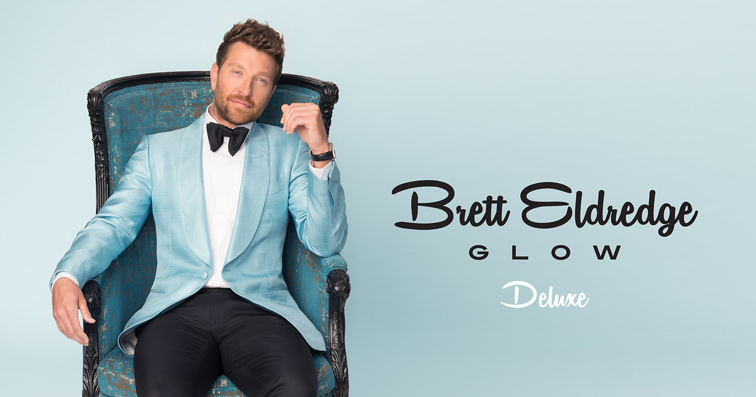 brett eldredge prepping for holiday season with release of glow deluxe edition musicrow nashvilles music industry publication news