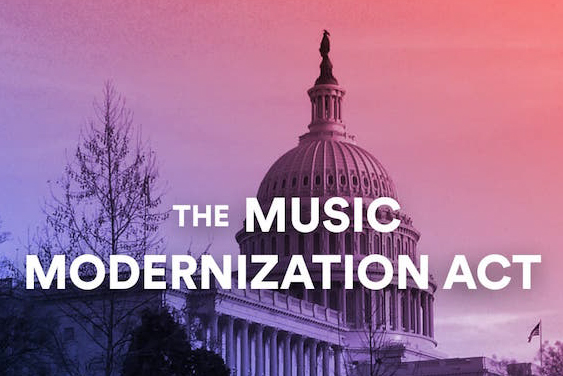 BREAKING: President Signs Music Modernization Act Into Law ...