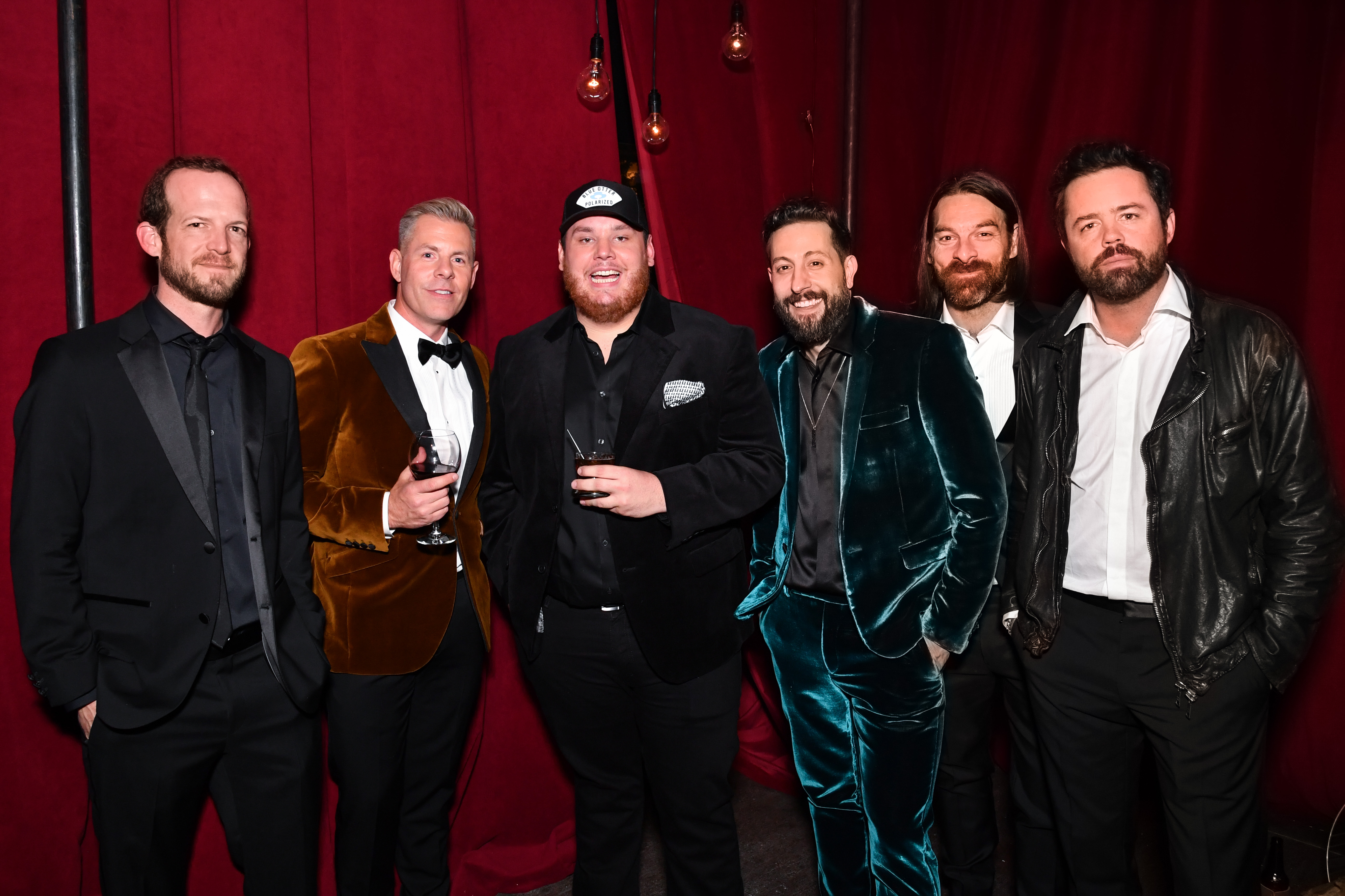 Sony Music Nashville Salutes CMA Wins For Luke Combs, Old Dominion :