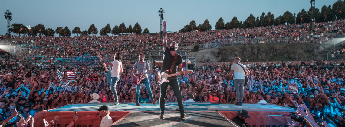 Old Dominion Expands 2019 Make It Sweet Tour With New Spring