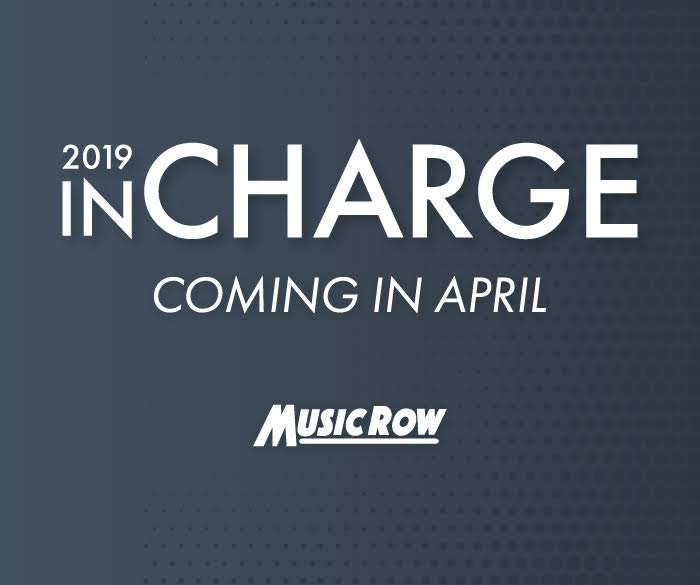MusicRow Opens Applications For 2019 InCharge Print Issue