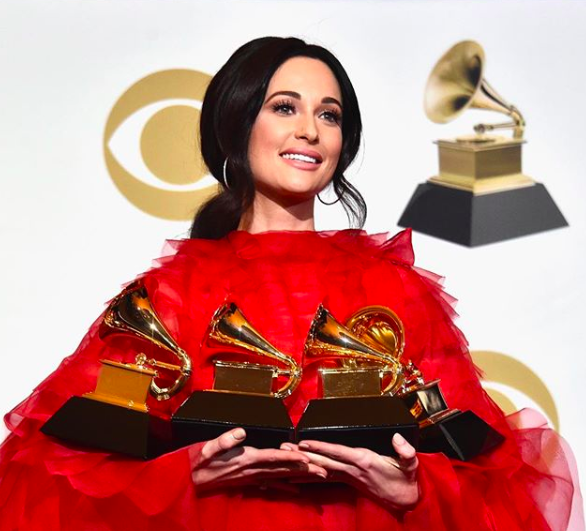 Space Cowboy Kacey Musgraves: Kacey Musgraves Has A Golden Grammy Night : MusicRow