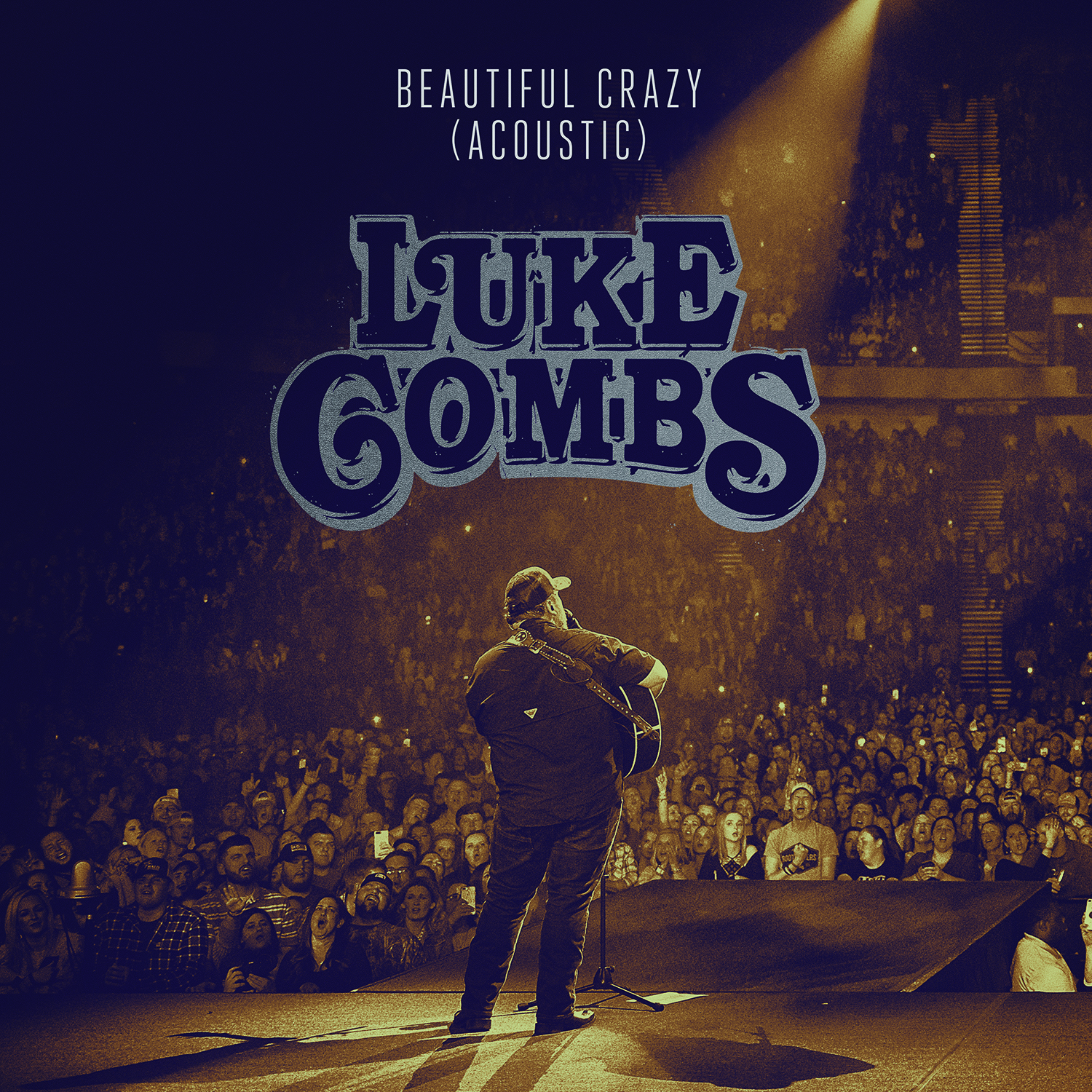 "Luke Combs Beautiful Crazy: Luke Combs Releases Acoustic Version Of ""Beautiful Crazy"""