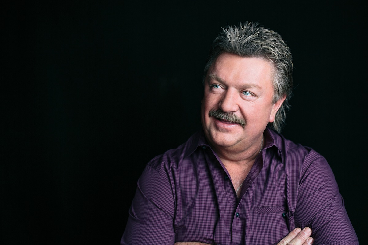 Joe Diffie Tests Positive For The Coronavirus