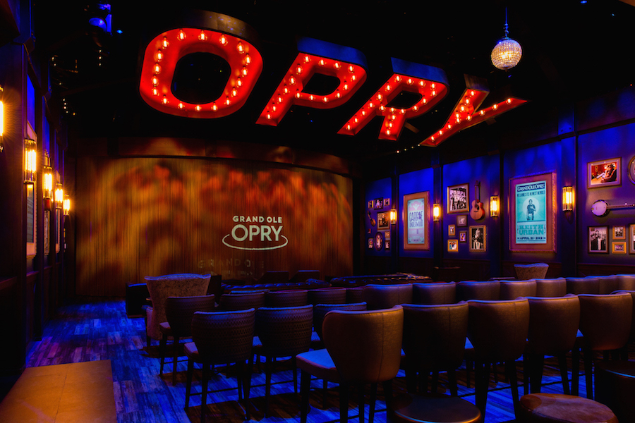 Grand Ole Opry Reveals New Immersive Film, Custom-Built Theater