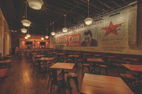 Icon Entertainment Group Celebrates Opening Of Johnny Cash S Kitchen Saloon Musicrow Com