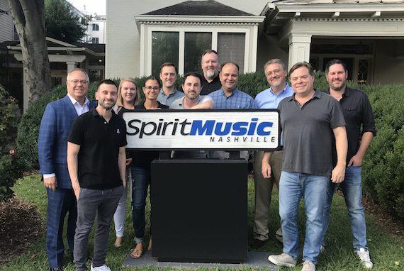 Spirit Music Group Signs David Garcia