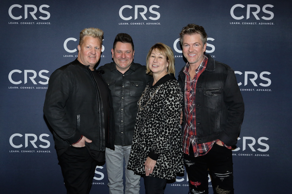 CRS In Pictures: CMA, Rascal Flatts, Warner Music Nashville