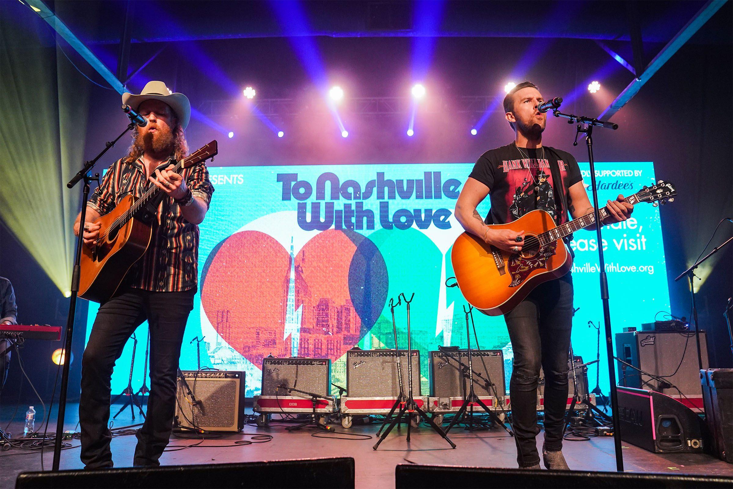 Nashville stars to hold benefit concert for tornado relief