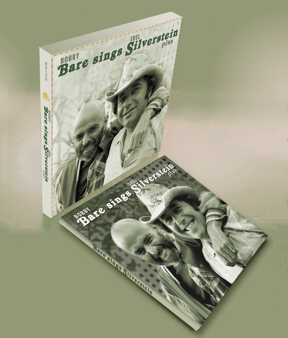 Bobby Bare And Shel Silverstein S Friendship Chronicled On New Eight Cd Set Musicrow Com