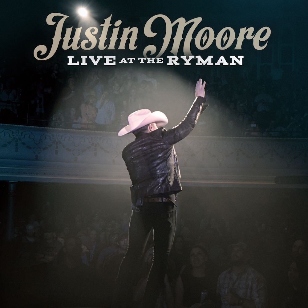 2020 Christmas Concert Moore Auditorium Mon Justin Moore To Release 'Live At The Ryman' In September :