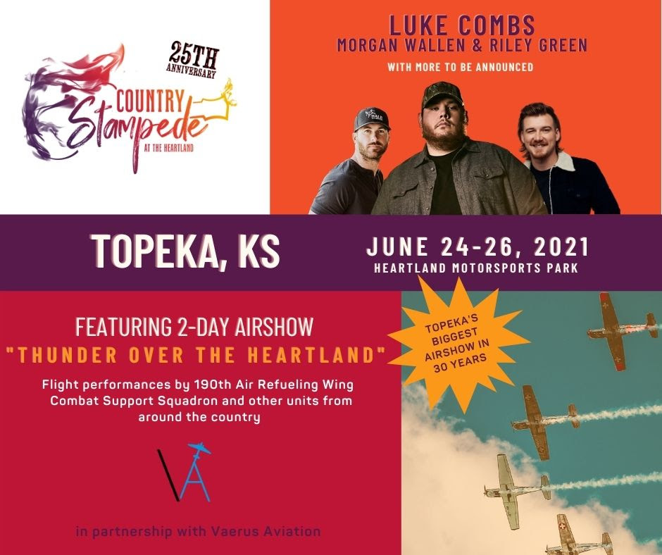 Luke Combs, Morgan Wallen, Riley Green To Play Country Stampede 2021 - MusicRow.com